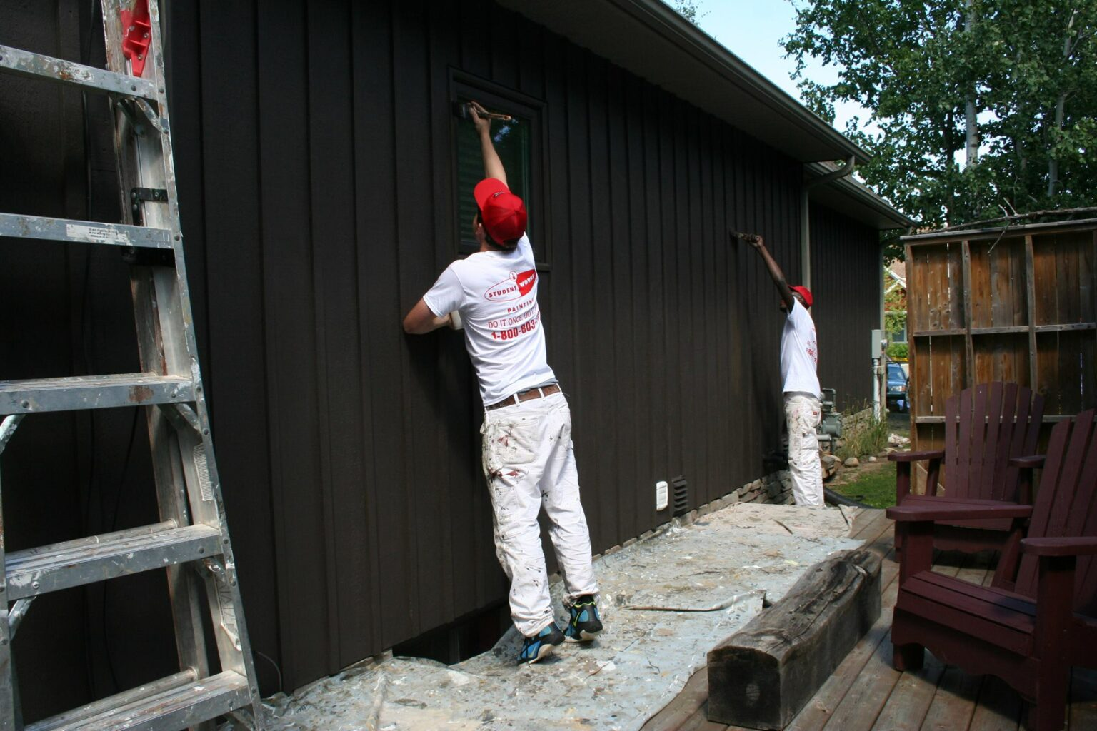 The Paint Pros Professional Painter in North York