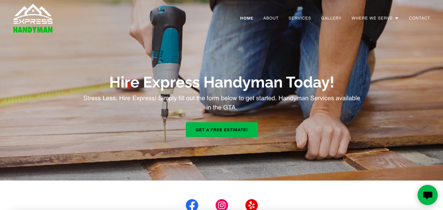 Express Handyman in North York