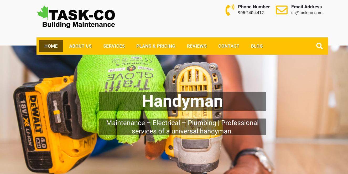 Task-co Best Handyman in North York