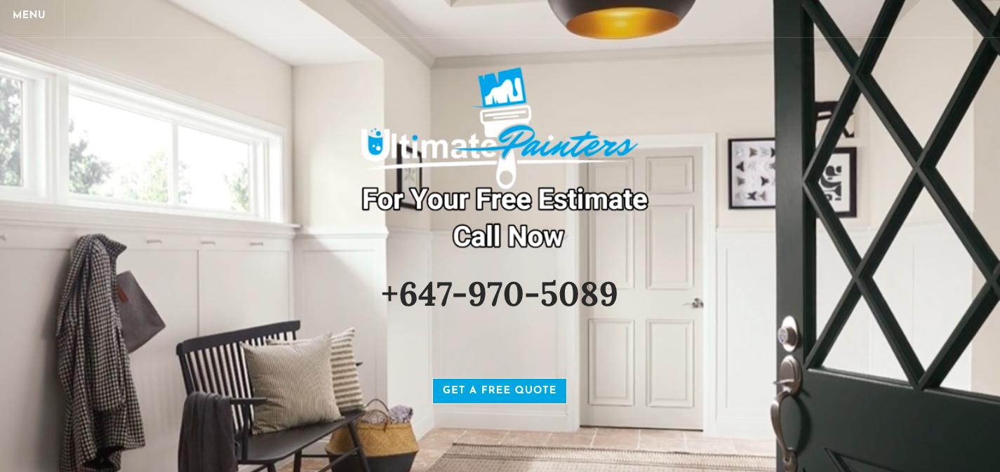 Ultimate Painters Website
