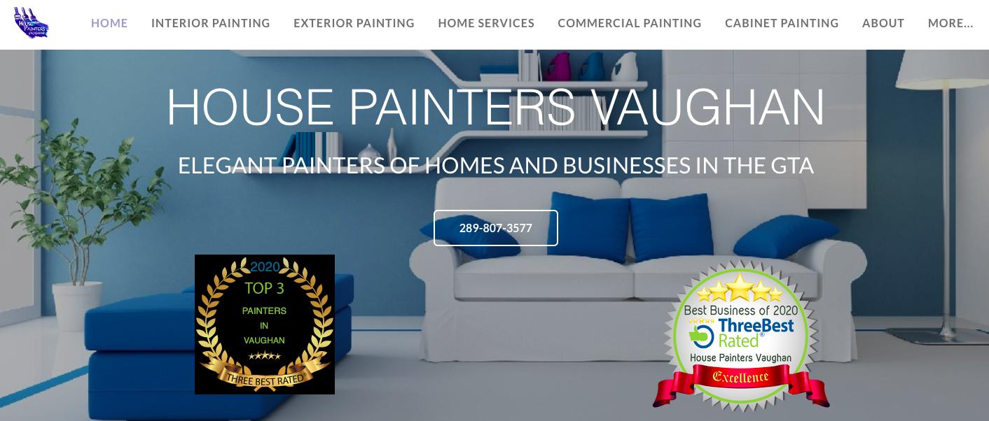 House Painters Vaughan