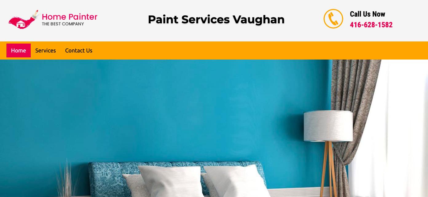 Pro Painters Vaughan Website
